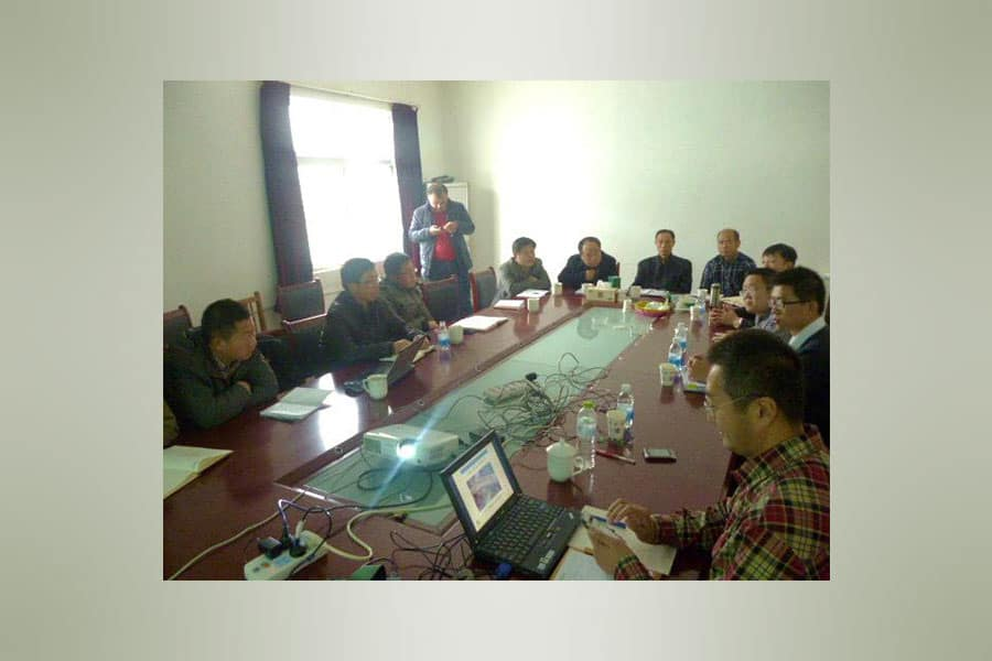 Biovet Technical Seminar on mycotoxins in Feng Xiang