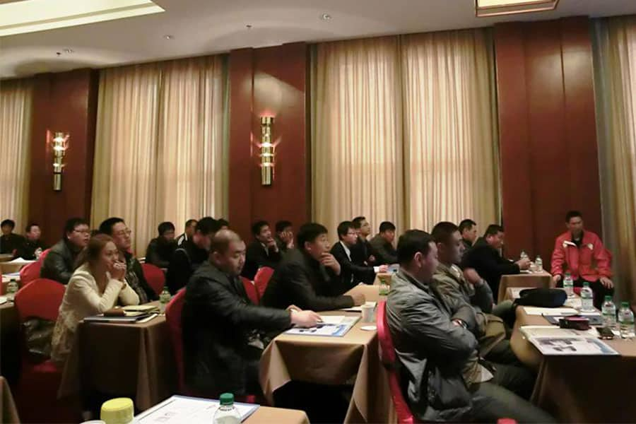 Technical Conference on Wafangdian, Dalian prefecture, Lioing province.