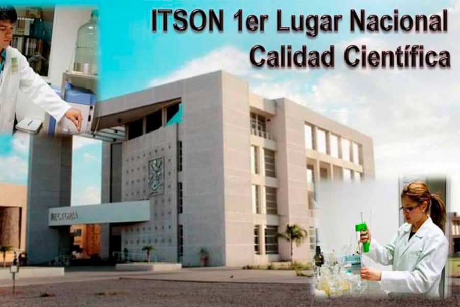 ITSON: Congratulations to the Technological Institute of Sonora