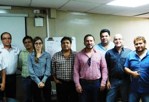 Bigor group and Biovet hold a training day in Guatemala
