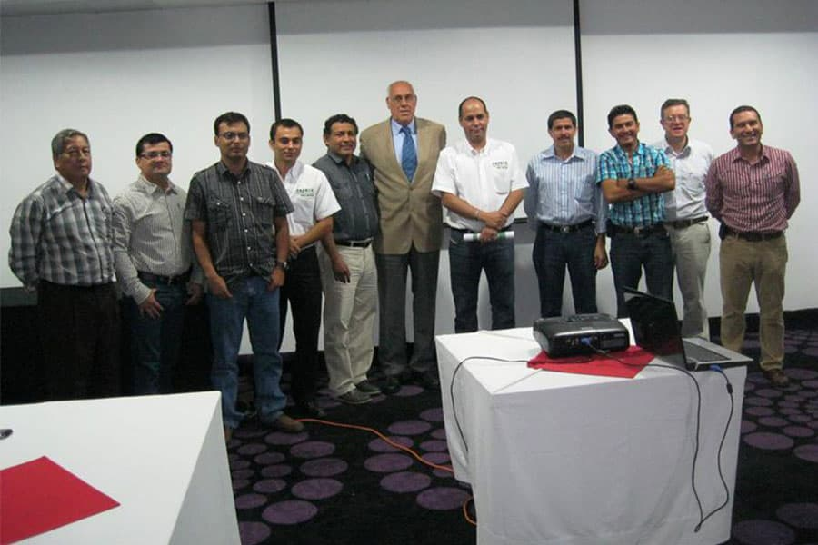 XXII Central American and Caribbean Poultry Congress: Biovet's participation
