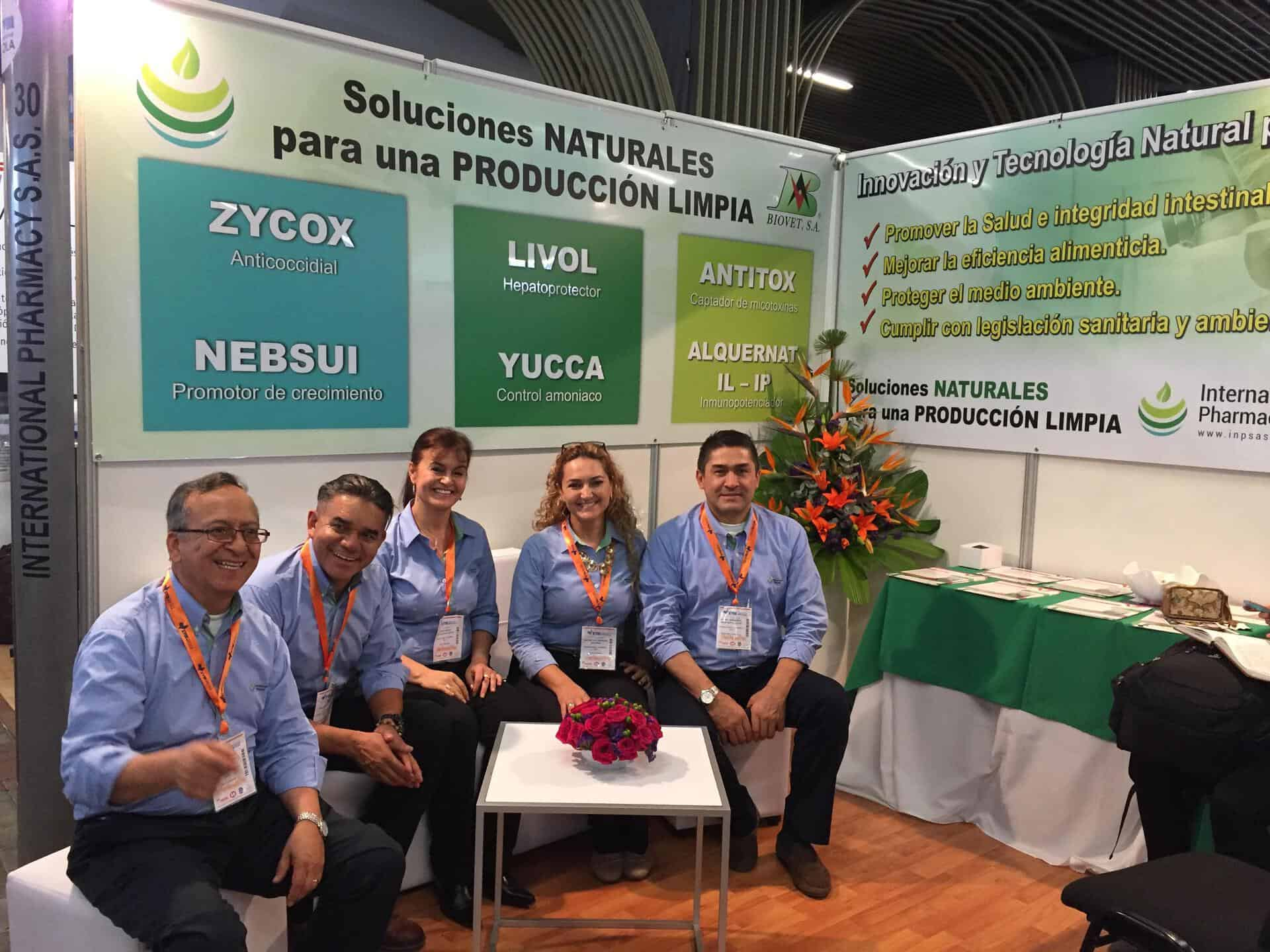 International Pharmacy SAS participates in the XVIII National Poultry Congress of Colombia