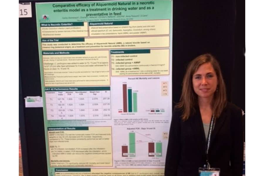 Preservatives, protagonists in the II International Conference on Necrotic Enteritis