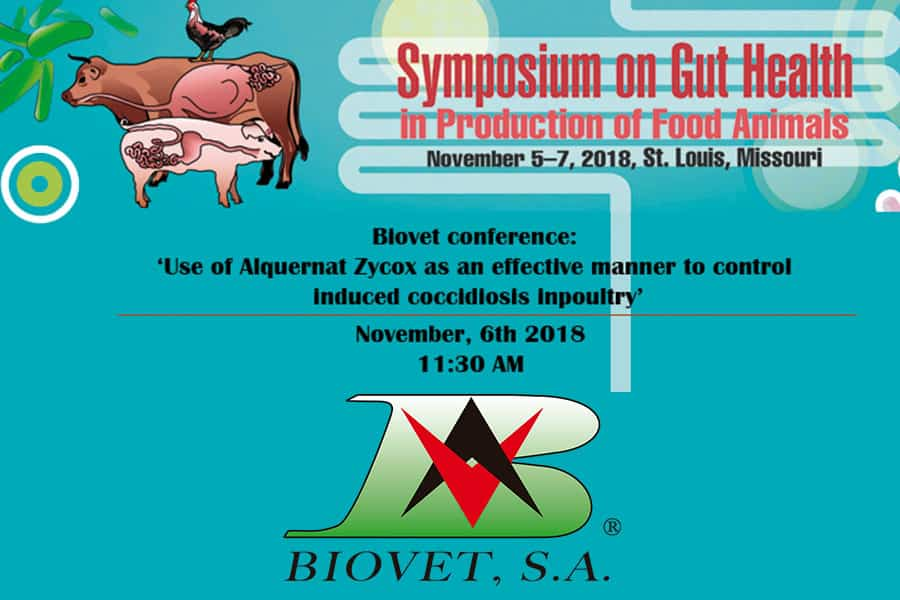 Intestinal optimizer pronutrients, one of the themes of the Gut Health Symposium