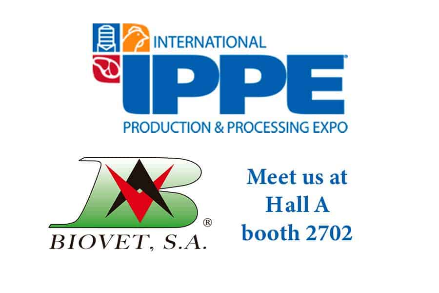 Biovet S.A. will present its innovations on US patents, field trials and product development at IPPE
