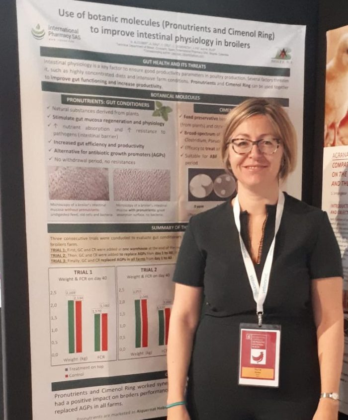 Biovet presents a poster in the 6th edition of the International Conference on Poultry Intestinal Health