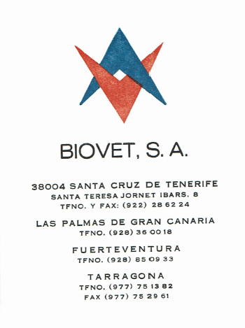 First Biovet's branch offices in Canary Islands