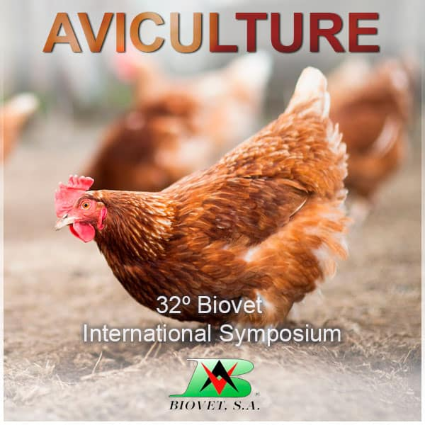 Aviculture: new applications of pronutrients and a preservative with a biocidal effect