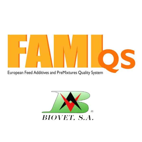 Biovet S.A. renews the FAMI QS certificate