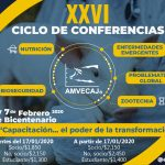 VeterinariaDigital will be an official media partner of AMVECAJ Conference cicle