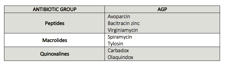 Antibiotics are commonly used to control bacterial diarrhea