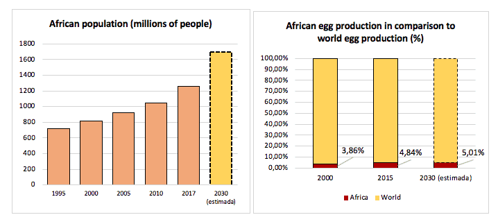 egg production in Africa